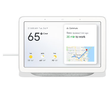 Google Nest Hub - Smart Home - ${busines_name} - BATAVIA, NY _ DISH Authorized Retailer