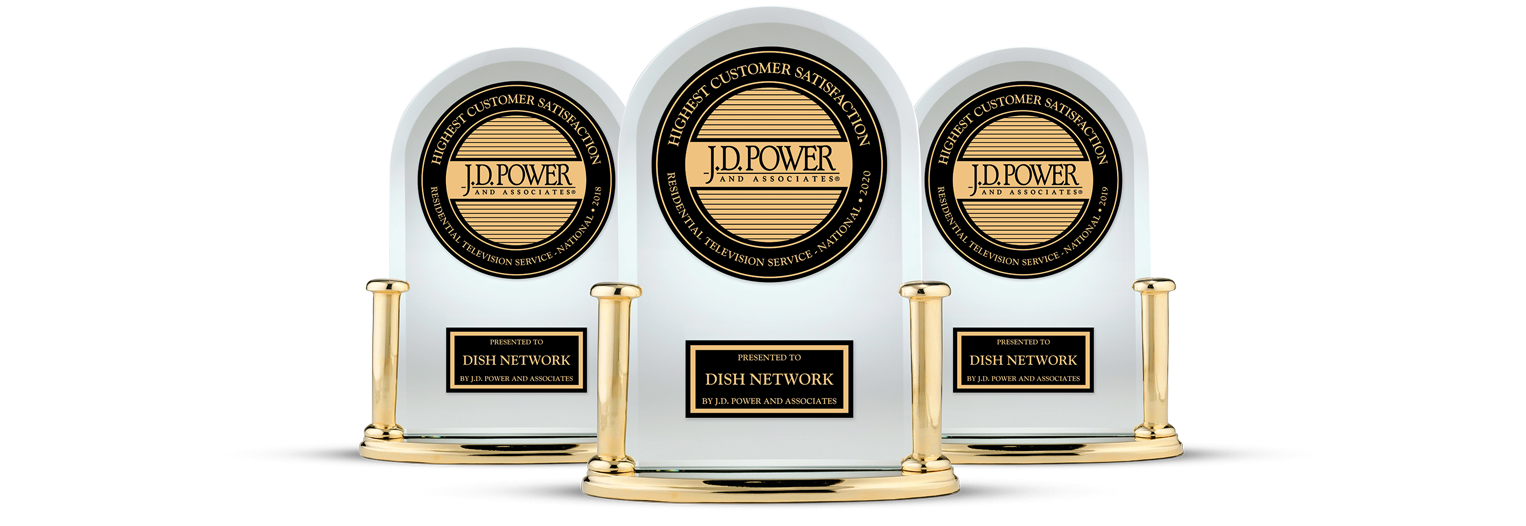 DISH Customer Satisfaction - Ranked #1 by JD Power - Trinstar LLC in BATAVIA, New York - DISH Authorized Retailer