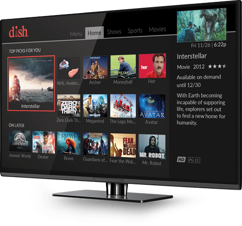 Get DISH On Demand Movies from Trinstar LLC in BATAVIA, New York - DISH Authorized Retailer