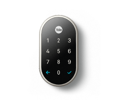 DISH Smart Home Services - Nest x Yale Lock - BATAVIA, New York - Trinstar LLC - DISH Authorized Retailer